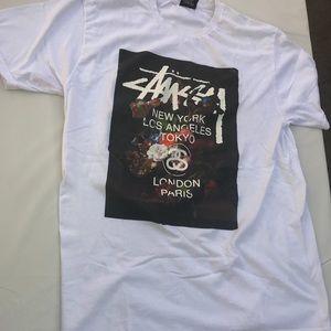 Stussy t shirt size large